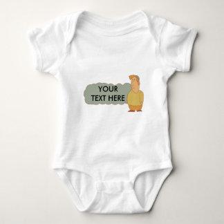 Nice Jewish boy Customizable baby gift shirt