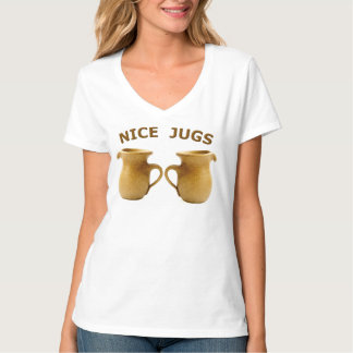 Nice Jugs T Shirts