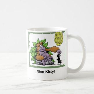 Nice Kitty! Coffee Mug