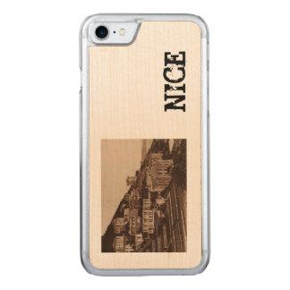 Nice Le Mont Boron Cote de Azur France Carved iPhone 7 Case