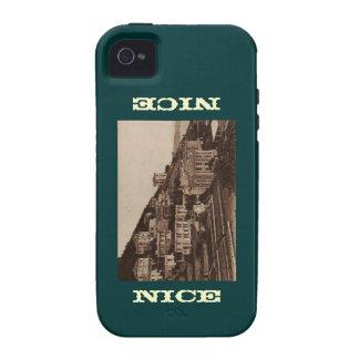 Nice Le Mont Boron Cote de Azur France Vibe iPhone 4 Cover