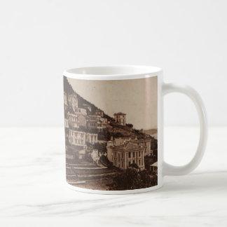 Nice Le Mont Boron Cote de Azur France Mugs