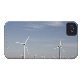 Nice looking windmills in the desert iPhone 4 Case-Mate case