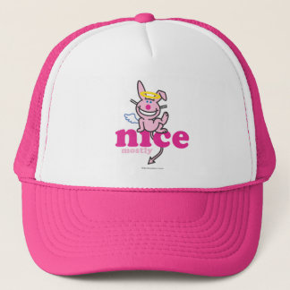 Nice Mostly Trucker Hat