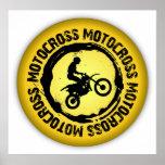Nice Motocross  Seal 1 Poster