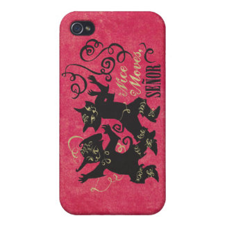 Nice Moves, Senor Cover For iPhone 4