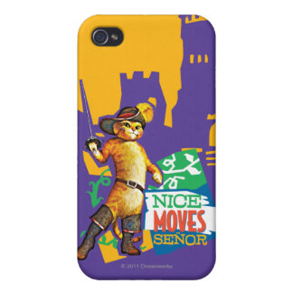 Nice Moves Senor iPhone 4 Case