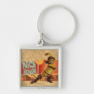 Nice Moves Senor Key Ring