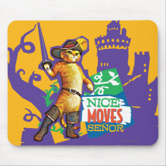 Nice Moves Senor Mouse Mat