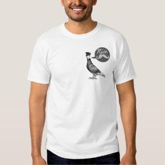 Nice Mustache - birdman Tee Shirt