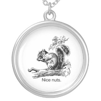 NICE NUTS - png Pendant