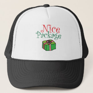 Nice Package Holiday Giftware Trucker Hat