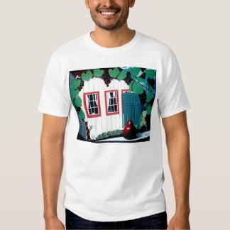 nice pair art tee shirt