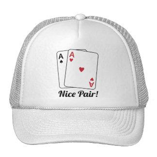 Nice Pair Trucker Hat