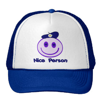 Nice Person Smiley Hat