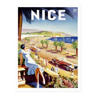 Nice Poster Post Card