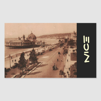 Nice Promenade 1920 Sticker