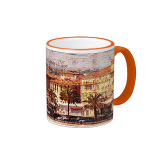 Nice, Promenade des Anglais, mug