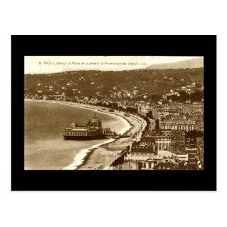 Nice, Promenade des Anglais Postcard