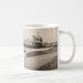 Nice Promonade Cote de Azur replica 1919 Basic White Mug