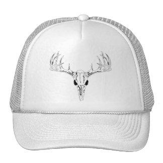Nice Rack-Trophy Buck-Deer Rack Cap