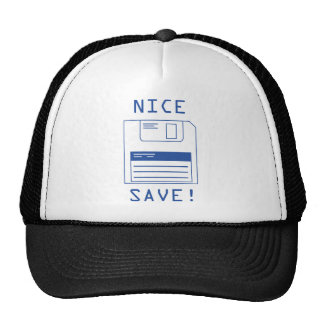Nice Save! Cap