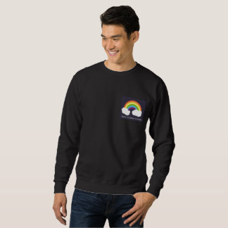 Nice sweatshirt about equality : LGBT+ community