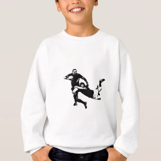 Nice tackle,Rugby Sweatshirt