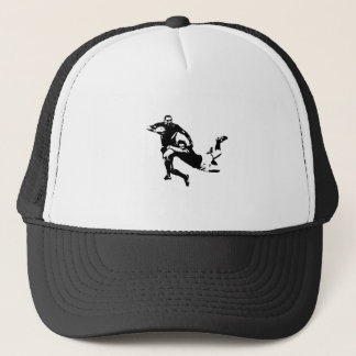 Nice tackle,Rugby Trucker Hat