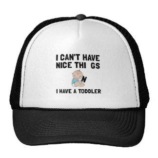 Nice Things Toddler Boy Cap