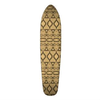 Nice unique pattern custom skate board