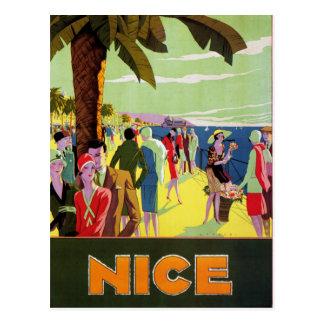 Nice vintage travel postcard