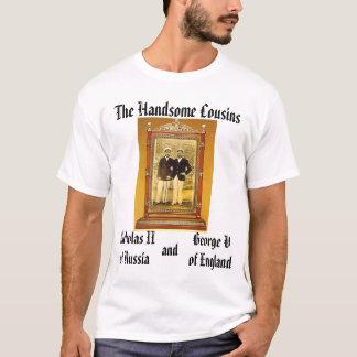 Nicholas II and George V T-Shirt