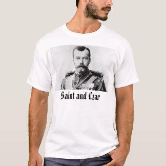 Nicholas II, Saint and Czar T-Shirt