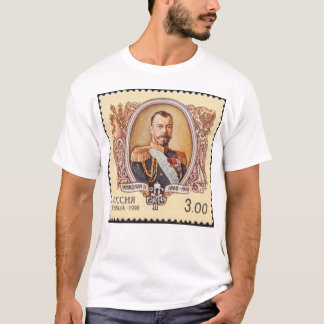 Nicholas II T-Shirt