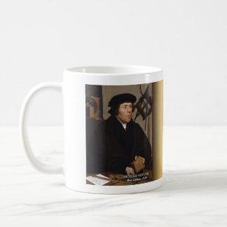 Nicholas Kratzer Historical Mug