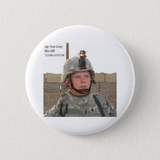 Nick 6 Cm Round Badge