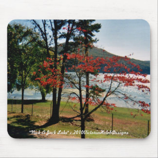 """Nick-a-Jack Lake"", Mousepad"