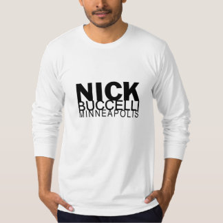 Nick Buccelli Tshirts