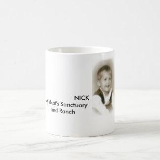 Nick Coffee Mug