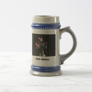 nick congress Nick Barnes Coffee Mug