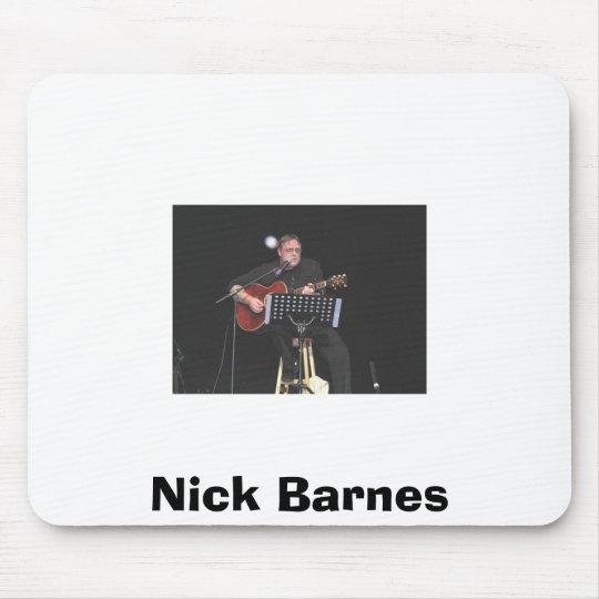 nick @ congress, Nick Barnes Mouse Pad