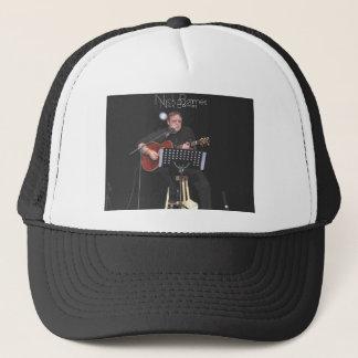 nick @ congress, Nick Barnes, Nick Barnes Trucker Hat