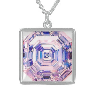 NiCK DAViD Pink Zazzcher Necklace