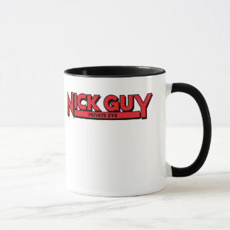 Nick Guy Logo Mug