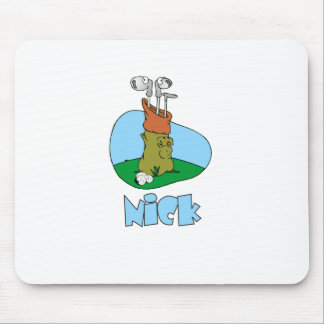 Nick Mouse Pads