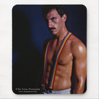 Nick s Shorts Mouse Pad