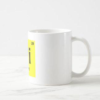 Nickel Coffee Mug