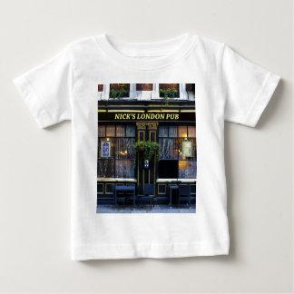 Nick's London Pub Baby T-Shirt