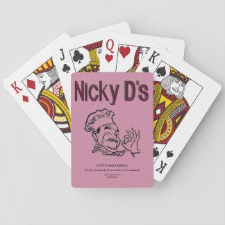 Nicky D's Cards